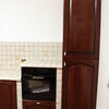 Togliere il forno ad incasso e mettere la lavastoviglie