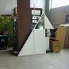 Installare finestrina 60x45 con sportellini interni e zanzariera