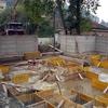 Fondamenta casa prefabbricata