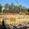 Pavimentare e gettare cemento