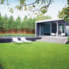 Foto: Giardino moderno