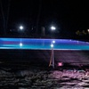Illuminare piscina