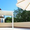 Guaina di copertura di due terrazzi