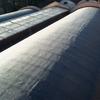 Impermeabilzzazione - guaina ardesiata e copertura industriale mq 5383 e mq 450 in verticale.