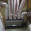 Fornitura materiali per impianto di climatizzazione canalizzato
