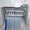 Ristrutturazione casa - tetto - tettoia - cappotto - impianto riscaldamento radiatori