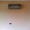 Installazione motore aria condizionata