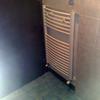 Installazione porta bagno