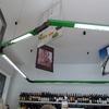 Installare porta con vetrata per negozio