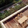 Installazione grigliati da giardino