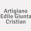 Artigiano Edile Giunta Cristian