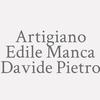 Artigiano Edile Manca Davide Pietro
