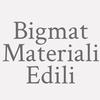 Bigmat Materiali Edili
