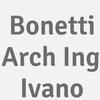Bonetti Arch Ing Ivano