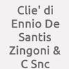 Clie' di Ennio De Santis Zingoni & C Snc