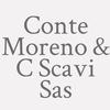 Conte Moreno & C Scavi Sas