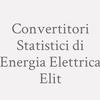 Convertitori Statistici di Energia Elettrica Elit