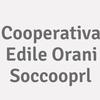 Cooperativa Edile Orani Soccooprl