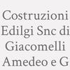 Costruzioni Edilgi Snc di Giacomelli Amedeo e G