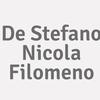 De Stefano Nicola Filomeno