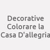 Decorative Colorare La Casa D'allegria