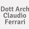 Dott Arch Claudio Ferrari