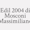Edil 2004 Di Mosconi Massimiliano