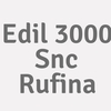 Edil 3000 Snc Rufina