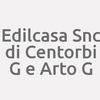 Edilcasa Snc di Centorbi G e Arto G