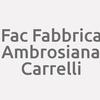 Fac Fabbrica Ambrosiana Carrelli
