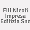 Flli Nicoli Impresa Edilizia Snc