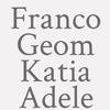 Franco Geom Katia Adele