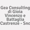 Gea Consulting di Gioia Vincenzo e Battaglia Castrenze - Snc