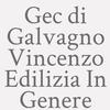 G.e.c. Di Galvagno Vincenzo Edilizia In Genere