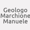 Geologo Marchione Manuele