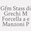 Gfm Stass di Grechi M Forcella a e Manzoni P