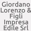 Giordano Lorenzo & Figli Impresa Edile Srl