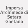 Impersa Archimede Di Setaro Gaetano