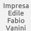 Impresa Edile Fabio Vanini