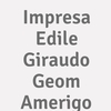 Impresa Edile Giraudo Geom Amerigo