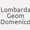 Lombarda Geom Domenico