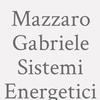 Mazzaro Gabriele Sistemi Energetici