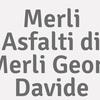 Merli Asfalti di Merli Geom Davide