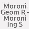 Moroni Geom R - Moroni Ing S