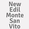 New Edil Monte San Vito