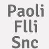 Paoli Flli Snc