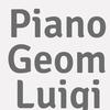 Piano Geom. Luigi