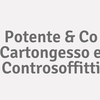 Potente & Co. Cartongesso E Controsoffitti