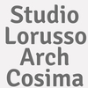Studio Lorusso Arch Cosima