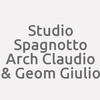 Studio Spagnotto Arch Claudio & Geom Giulio